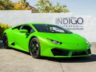 2017 Lamborghini Huracan LP580