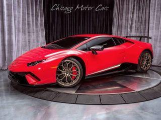 Used 2018 Lamborghini Huracan Performante In West Chicago Illinois