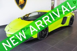 2017 Lamborghini Aventador LP750