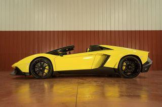 2014 Lamborghini Aventador LP720