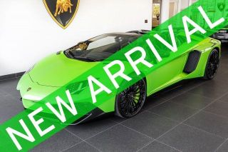 Lamborghini Aventador LP750 2017