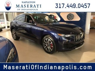 New 2018 Maserati Levante in Indianapolis, Indiana