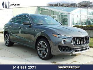 Used 2018 Maserati Levante in Dublin, Ohio